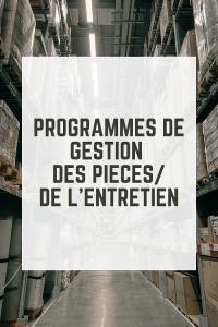 Parts_Service management FR