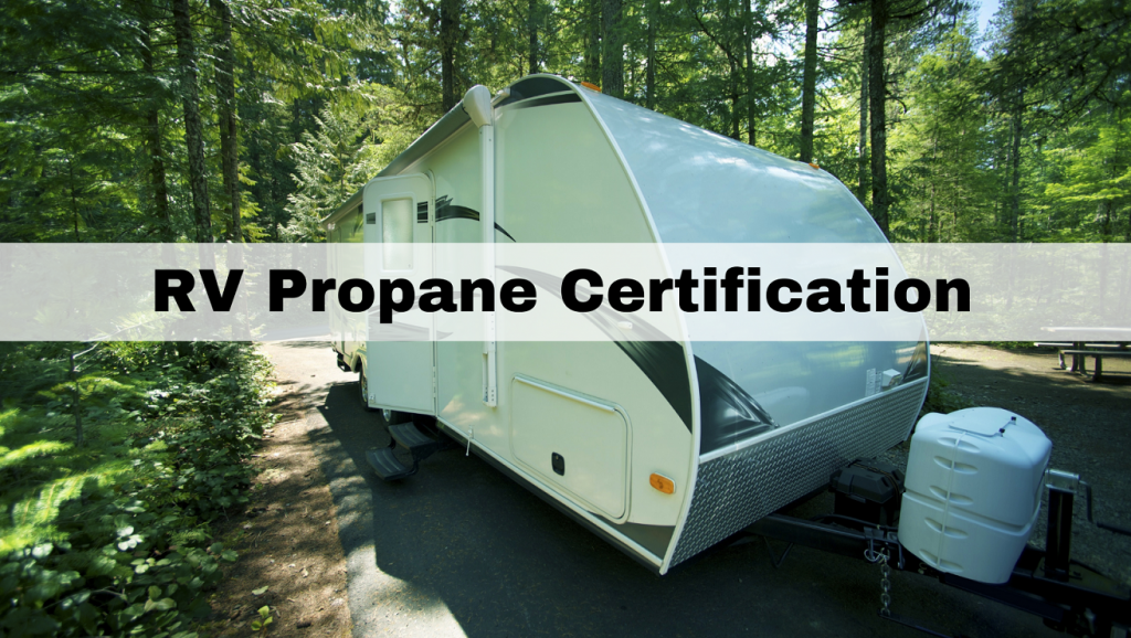 RV propane systems