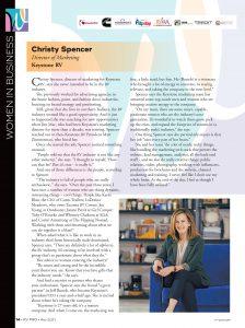 Christy Spencer_Keystone RV