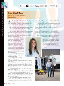 Lisa Leigl Reese_East to West