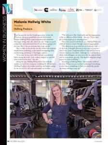 Melanie Hellwig White_Hellwig Products