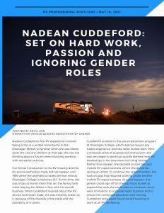Nadean Cuddeford Story